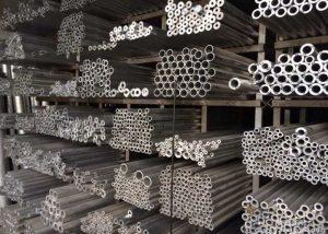 Tiub Aluminium 6082, 5083, 5086, 5052, 6063, 7075, 1100 Paip