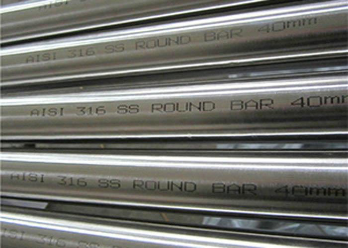 ASTM A276 AISI 316 Bar Keluli Tahan Karat