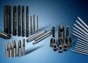 ST45, ST52, SAE1026 Silinder hidraulik dan pneumatik dengan tiub keluli lancar yang tepat