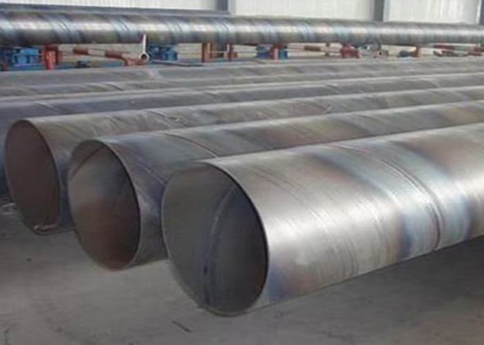 Paip SSAW STEEL EN10219 ASTM A252 API 5L