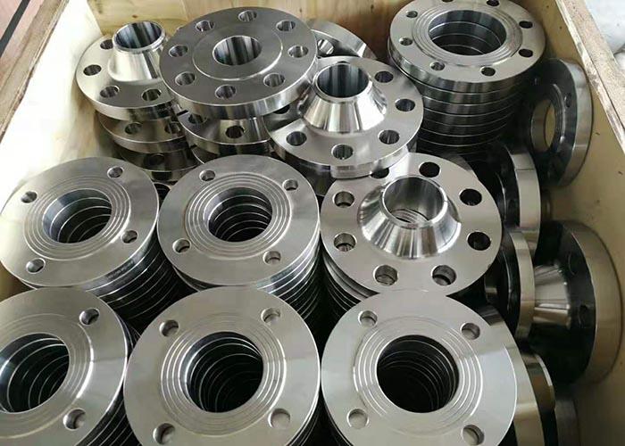 Flange Aluminium Aloi