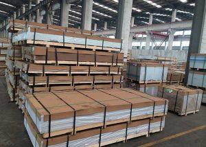 1050,3003,5052,5754,7075,8011 Plat / Lembaran Aluminium Aloi