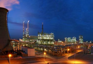 industri tenaga dan kimia