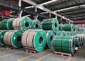 Gegelung Keluli Tahan Karat dengan ASTM JIS DIN GB